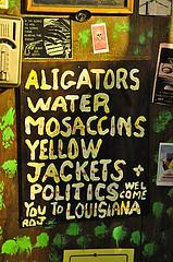 Welcome to Louisiana, Abita Mystery House, Abita Springs, LA