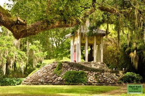 Buddha at Jungle Gardens, Avery Island