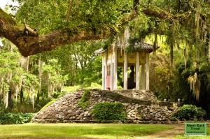 Buddha at Jungle Gardens, Avery Island