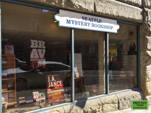 Seattle Mystery Bookstore