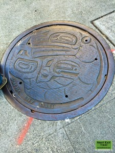 Manhole Cover, Seattle