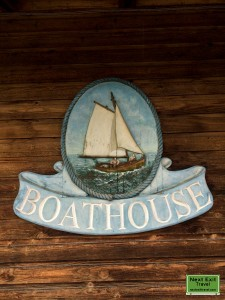 Boathouse, The Center for Wooden Boats, Seattle, WA