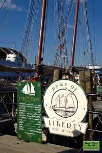 Boston Harbor, Liberty Clipper