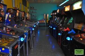 Timeline Arcade