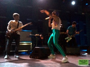 Bomba Estereo, World Cafe Live, Sept. 15, 2014