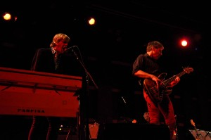 The Fleshtones at World Cafe Live (11/2/14)