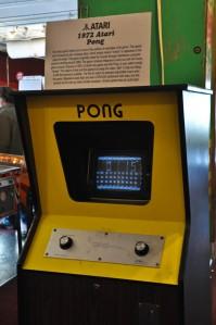 Pong, Silver Ball Arcade Museum