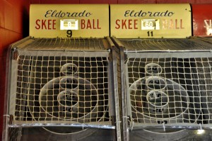 Skeeball, Silver Ball Arcade Museum