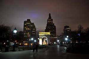 Washington Square Park, East Village