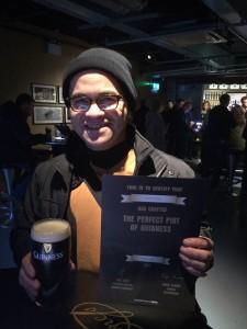 WPT at Guinness Storehouse