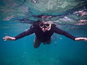 WPT snorkeling