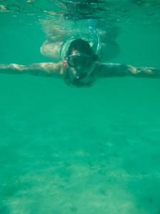 I love, love, love the ocean