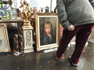I'm pretty sure that painting eats souls