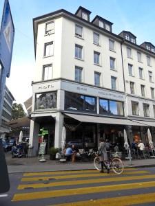 Hiltl, oldest vegetarian restaurant in the world